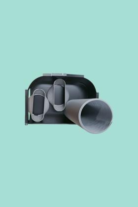 Fisher double duct kit mobil klímához - 1 db