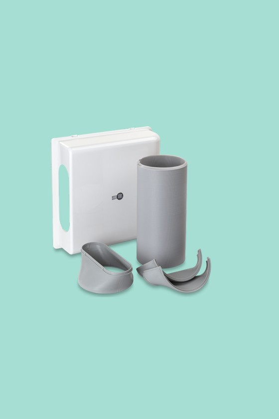 Double Duct Kit mobil klímához - Mobil klíma kiegészítő - 1 db